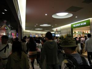 10.TOKYO POP TOWN COOL ZONE(5階)