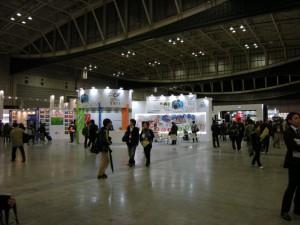 CP+ 2011 会場風景(1)