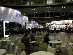 CP+ 2011 会場風景(2)