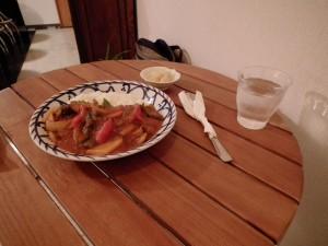 sumaの「島野菜たっぷりのカレー」