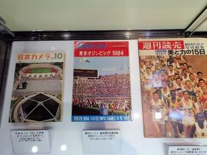 日本カメラ博物館ブースにて